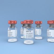 rhGM-CSF, гранулоцитарно-макрофагальный колониестимулирующий фактор человека, рекомбинантный белок